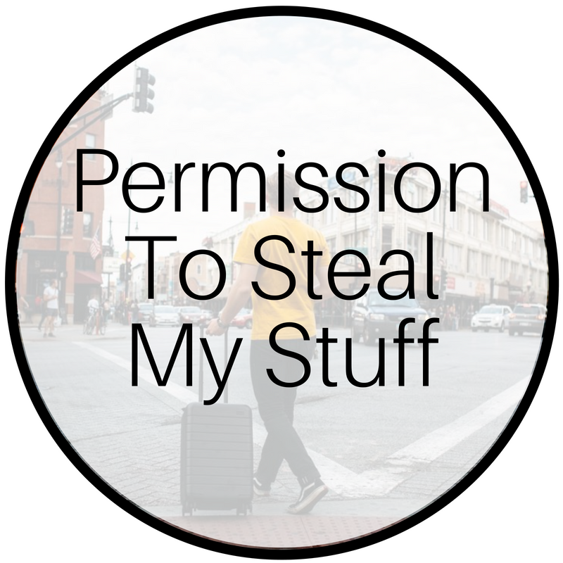 Coach Social - Permission to Steal My Stuff